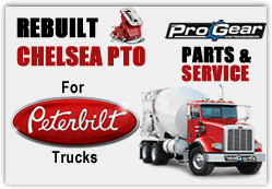 pto for Peterbilt lastbiler